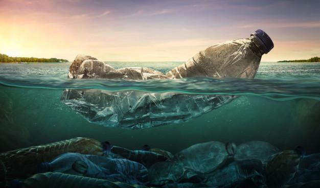 ขยะ กับสิ่งแวดล้อมทางทะเล